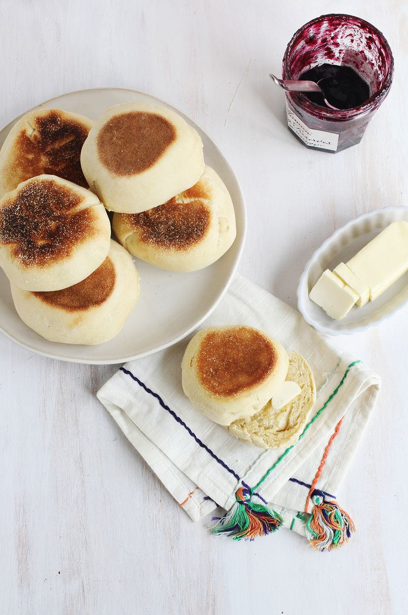 20. Emma's homemade english muffins were one of the top food posts of ...