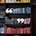 DIY Quotation Mark Bookends - January 27, 2015