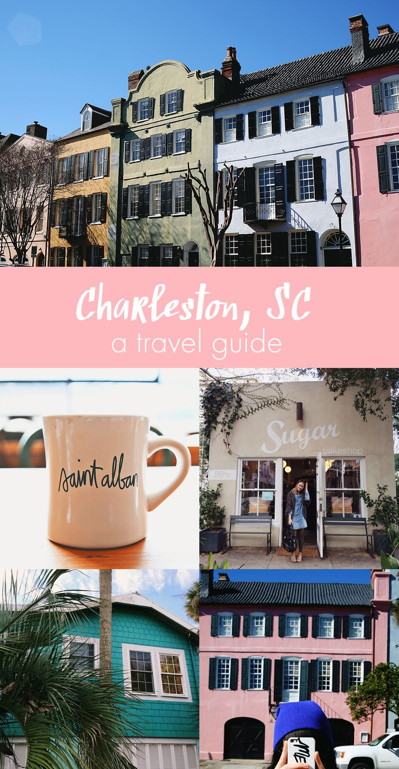 Charleston south carolina travel guide a beautiful mess for Things to do charleston south carolina