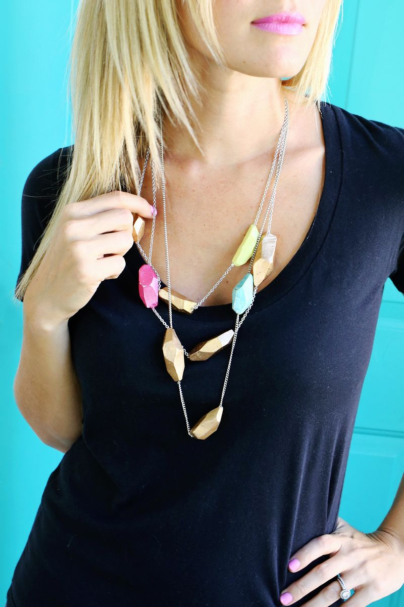 12 Easy Handmade Jewelry Ideas – A Beautiful Mess