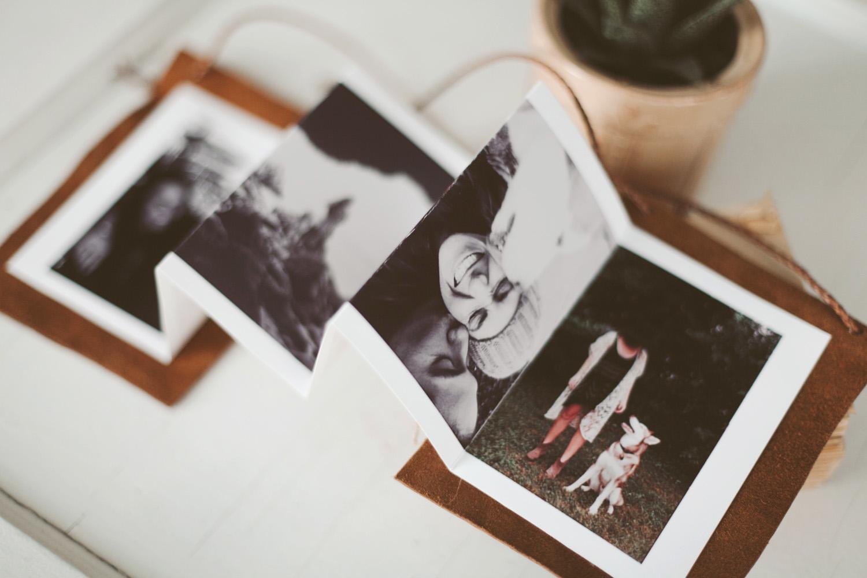 Bien connu Sincerely, Kinsey: Accordion Photo Album DIY SA71