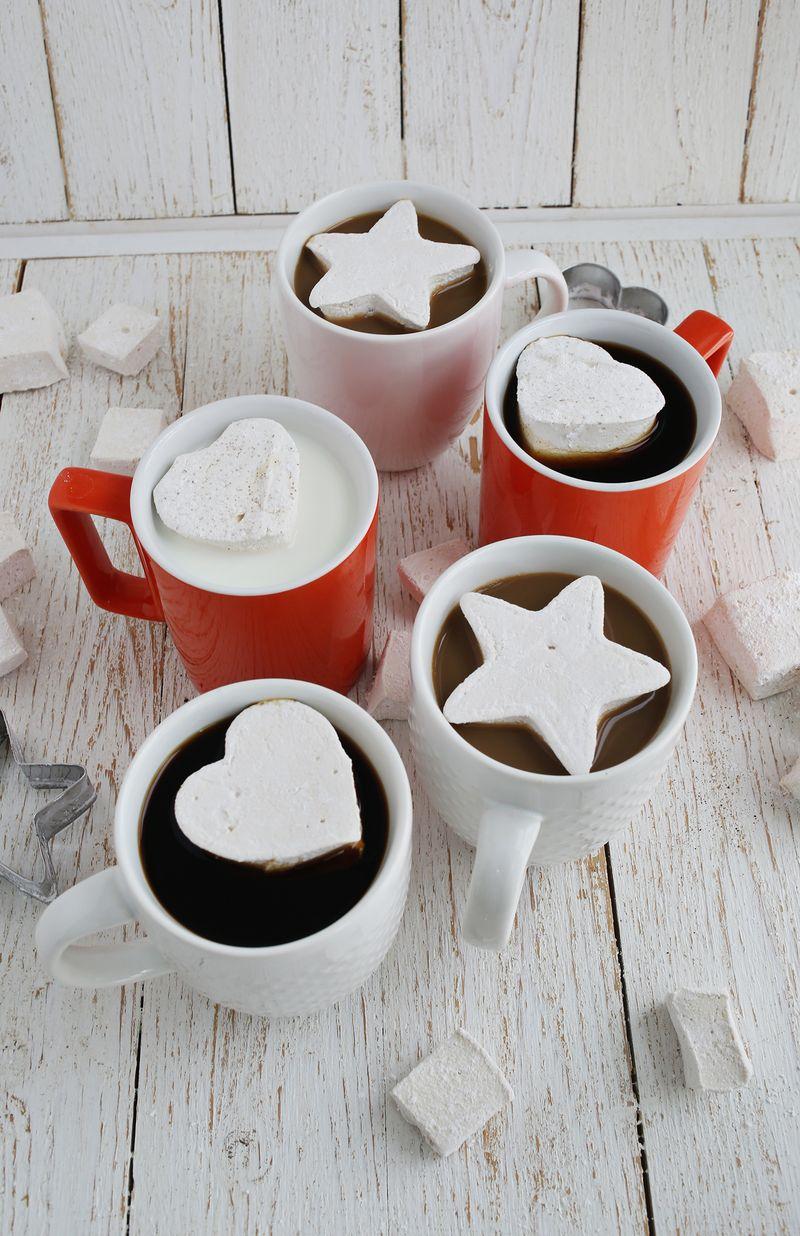 Espresso Marshmallows (via abeautifulmess.com)
