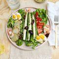 Spring Salad Niçoise - April 13, 2015
