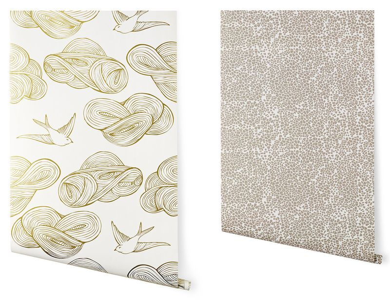 Hygge and West wallpaper