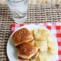 Baked (Vegetarian) Sloppy Joes - April 16, 2015