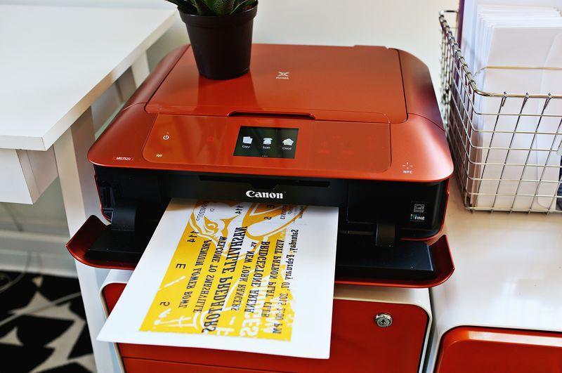 Love my Canon printer!