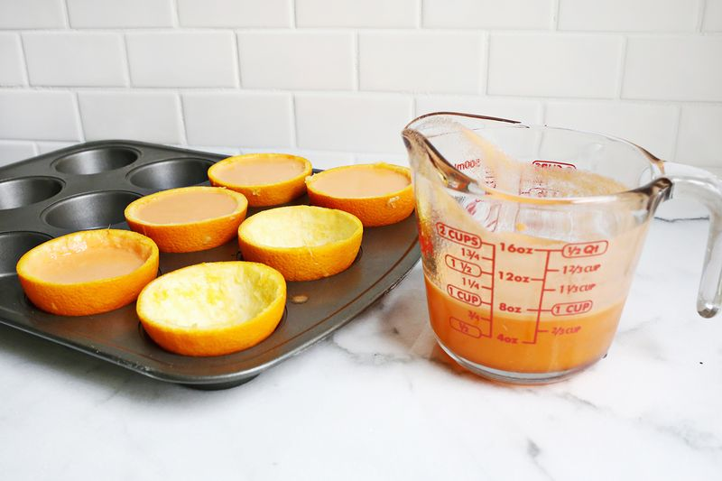 jello shots recipes yummly yum orange creamsicle jello shots click