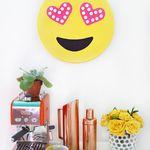 DIY Emoji Marquee!