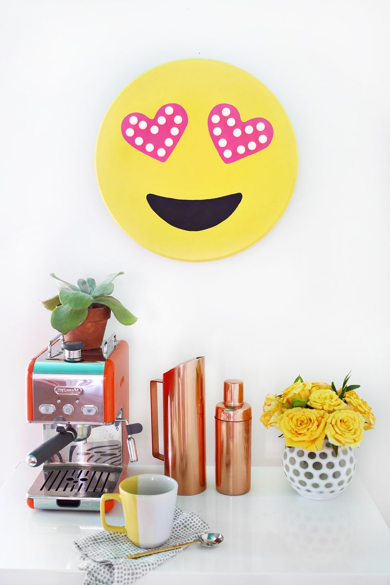 Emoji Room Decor