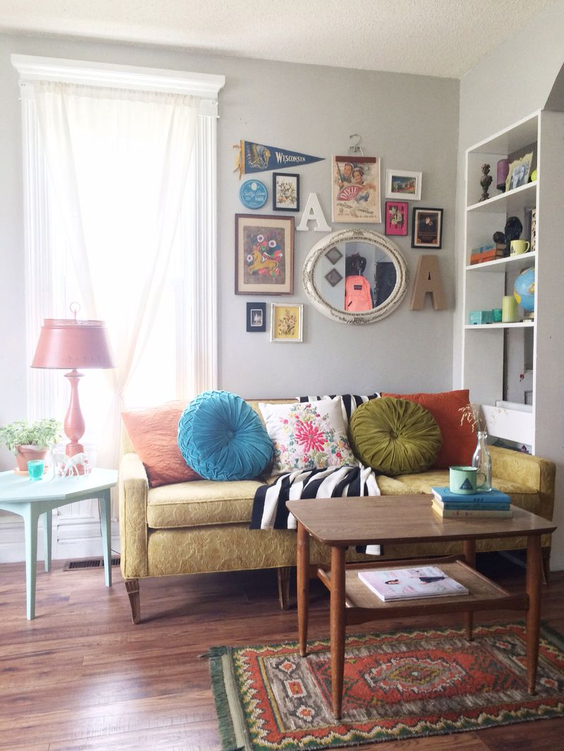 At home with alayna powell a beautiful mess for 201 twiggs studio salon