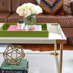 Styling a Coffee Table: 3 Ways