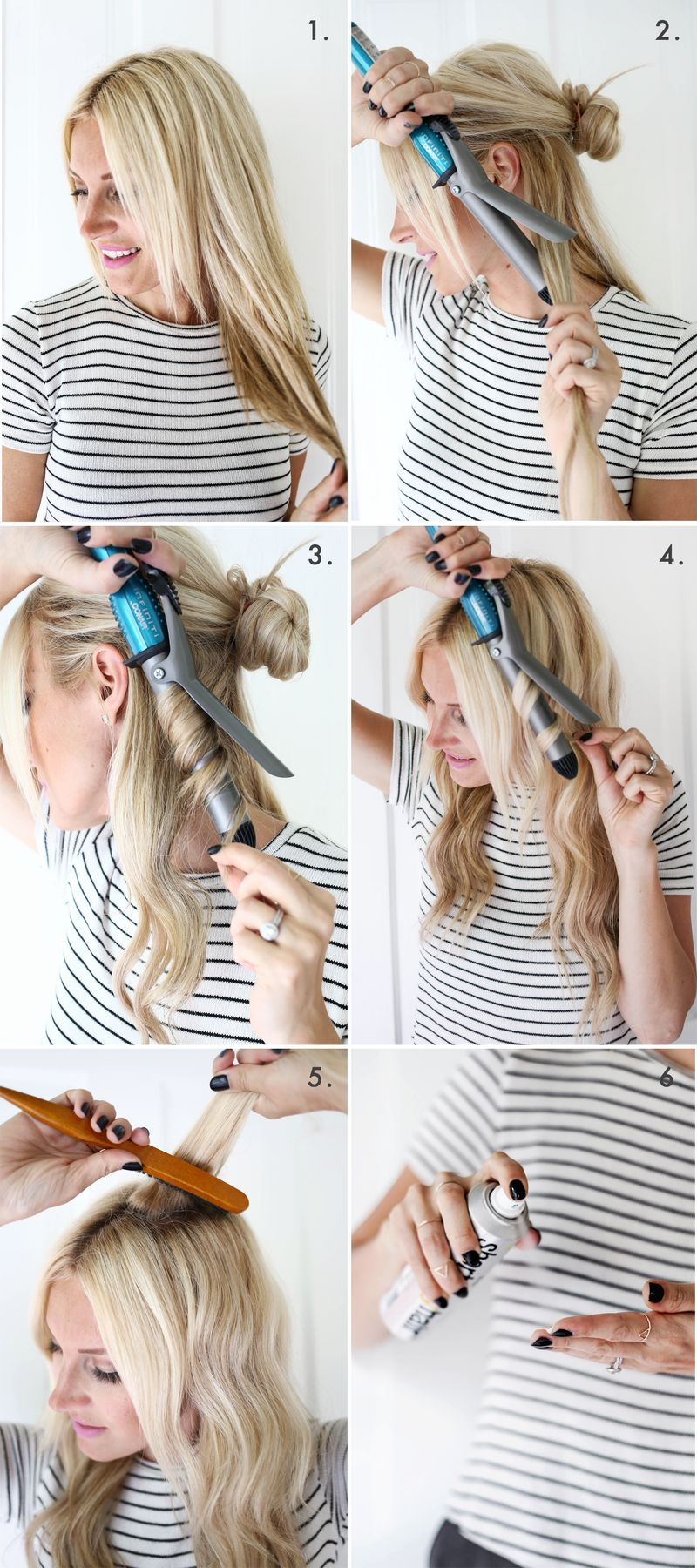 How To Create Mermaid Waves A Beautiful Mess