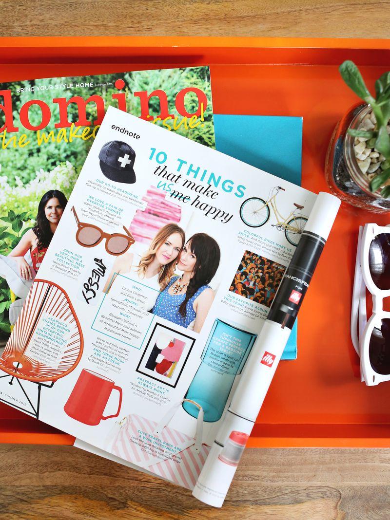 ABM x DOMINO Magazine