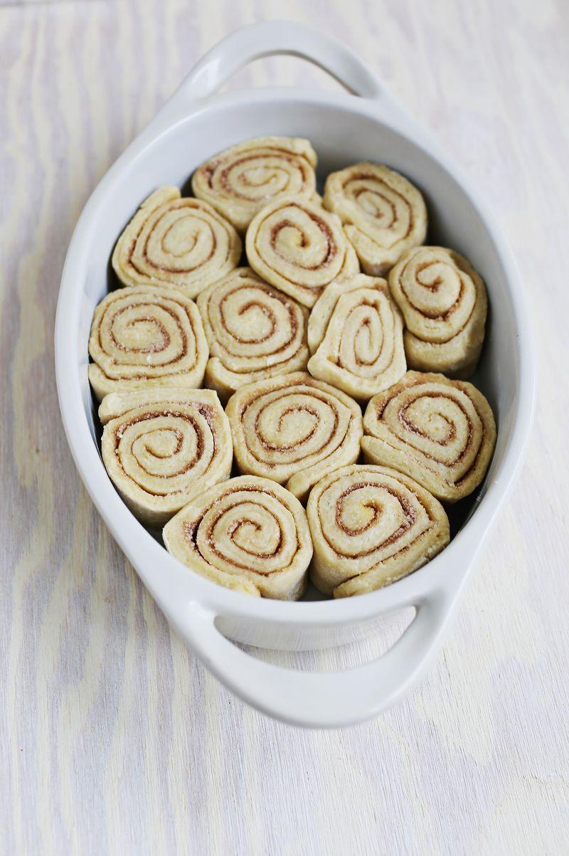 Best cinnamon roll dough recipe