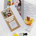 Scrapbook Sunday: Quick and Easy Scrapbook Pages - September 13, 2015