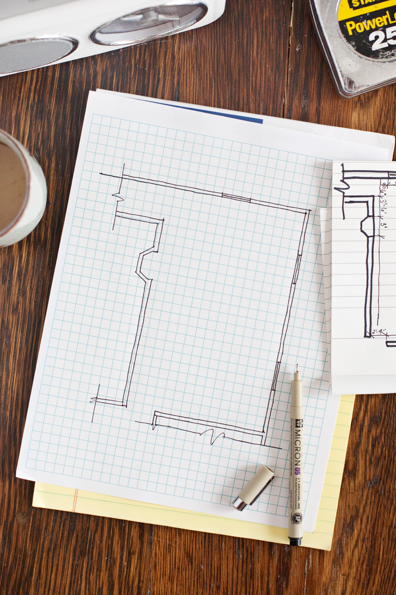 House planning graph paper