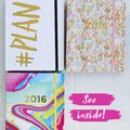 See Inside Our 2016 Planner (Video!)  - October 25, 2015