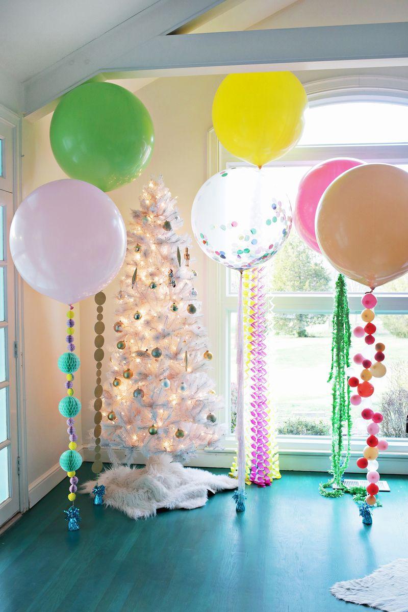 5 Cute Balloon Ideas For Party Decor Click Through Tutorial