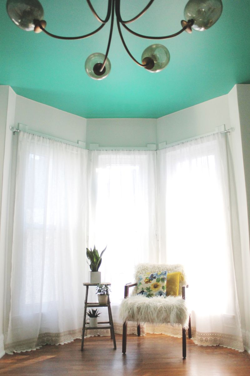 Lengthen curtains without sewing