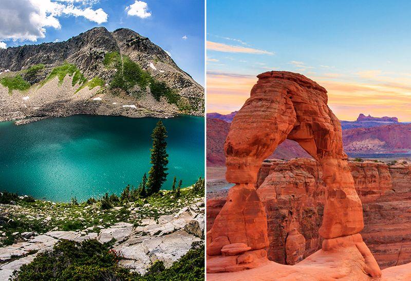 Utah is pretty