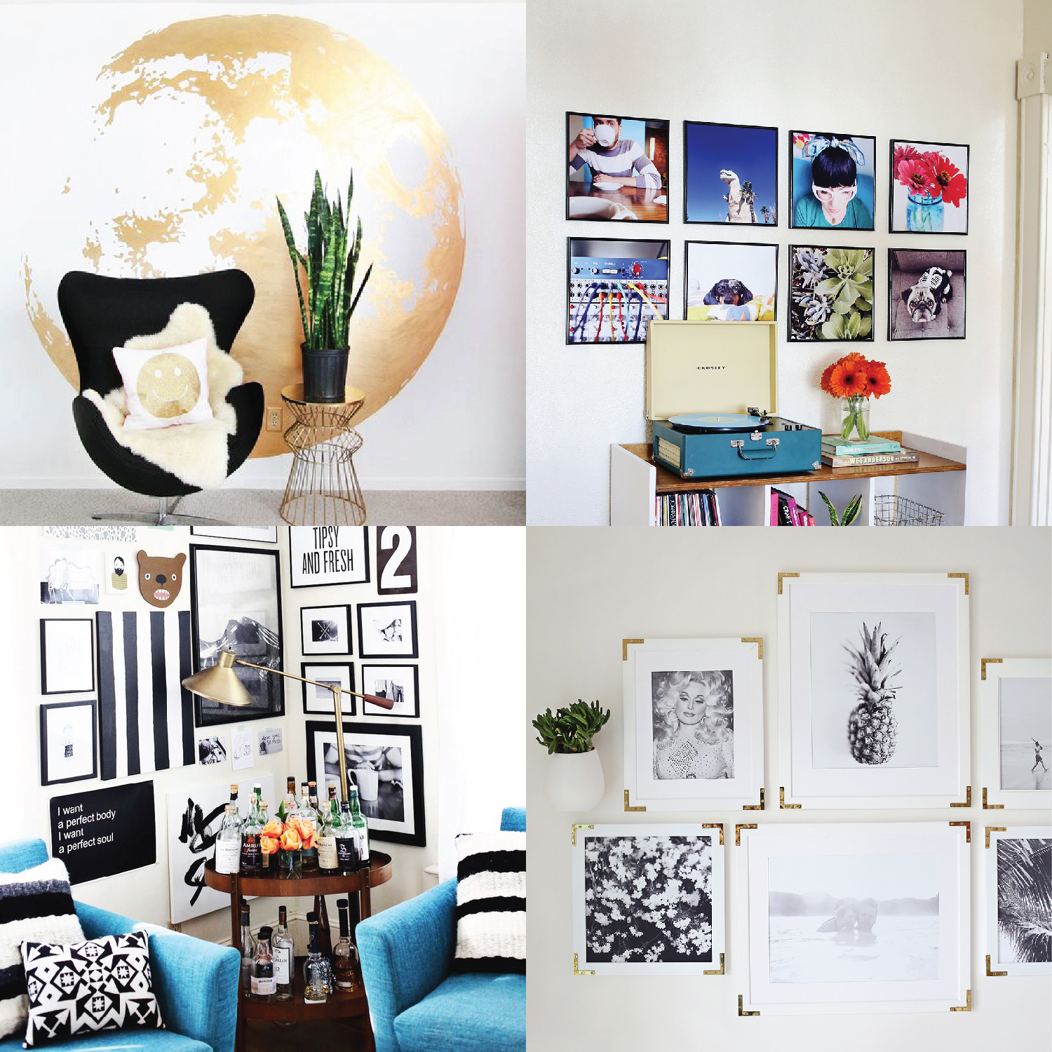 Our favorite accent walls ideas!-01