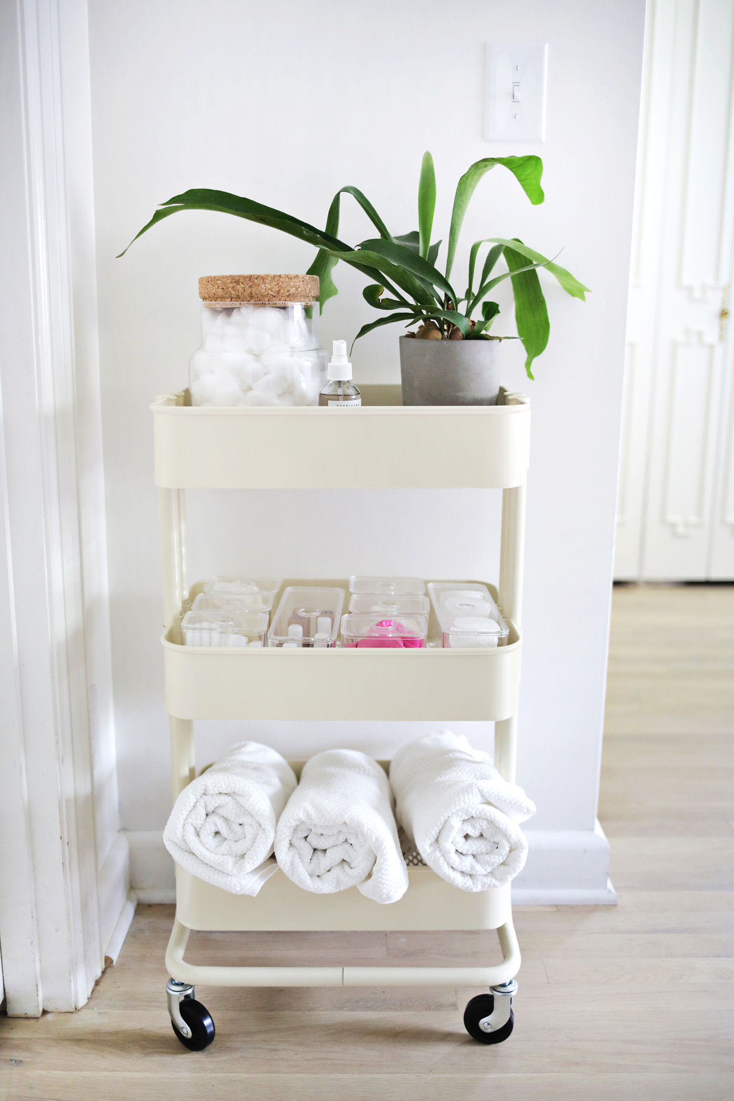 Bathroom Organization Tips