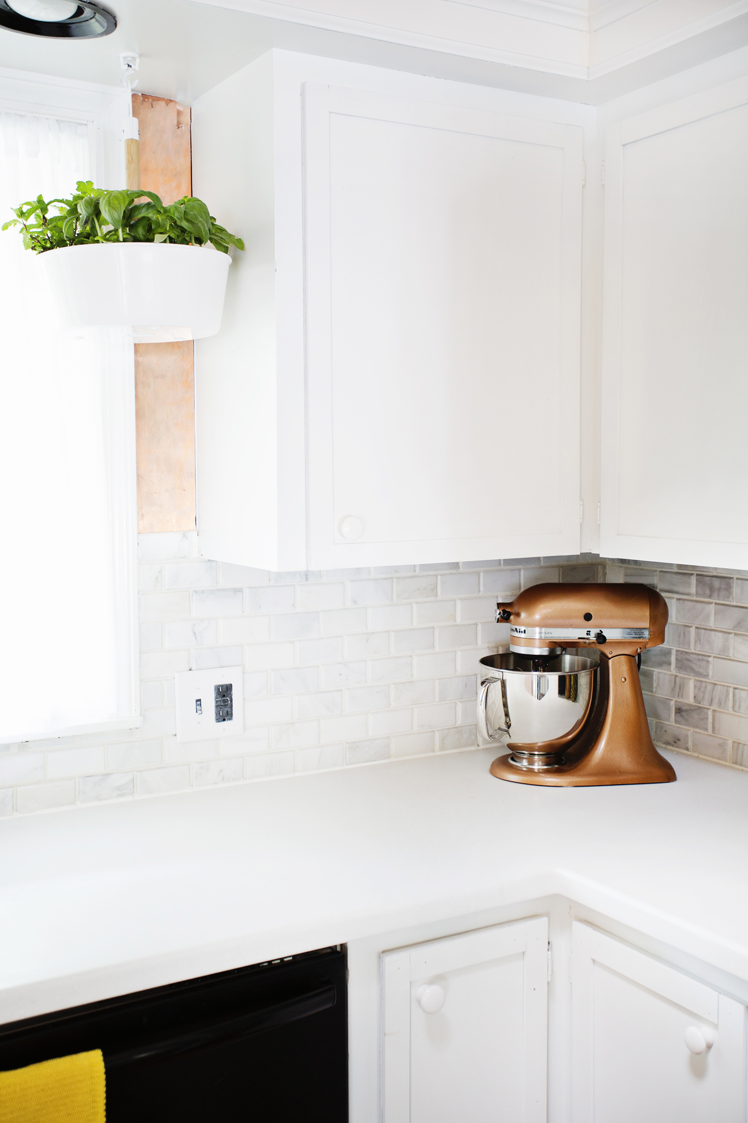Painted kitchen aid mixer