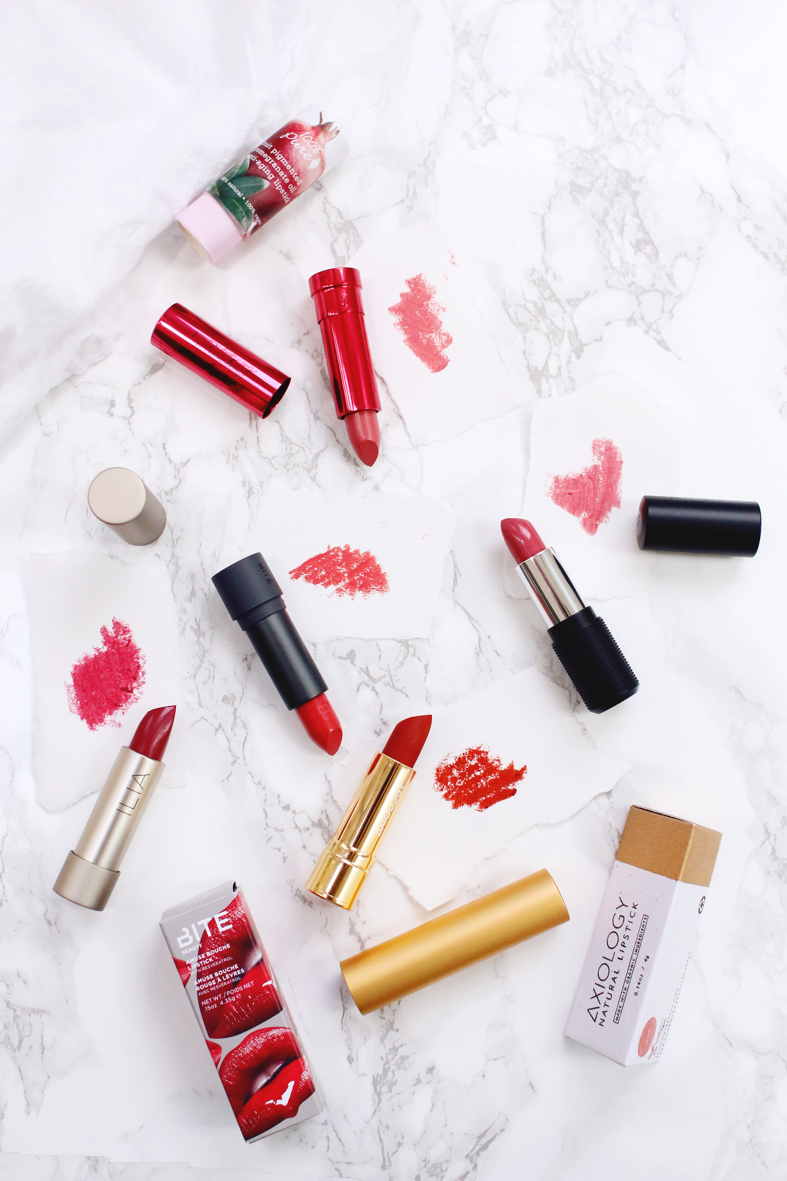 5 Natural Lipstick Brands You Will Love