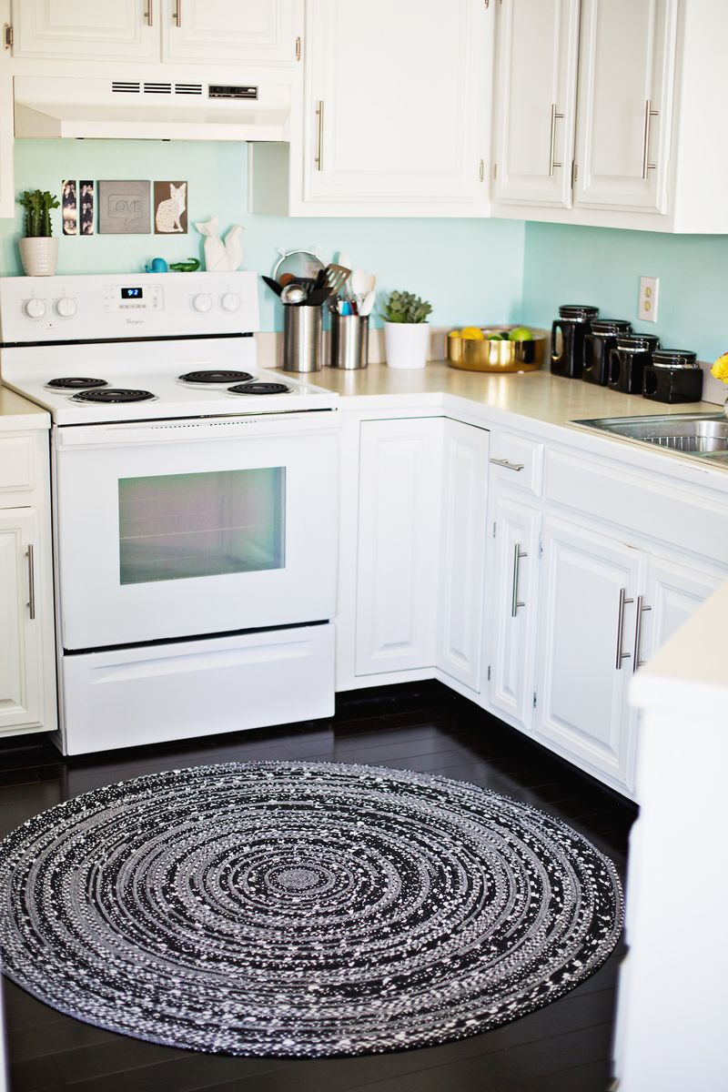 Make your own rope rug