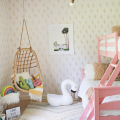 Elsie's Palm Springs Inspired Kiddo Room  - June 20, 2016