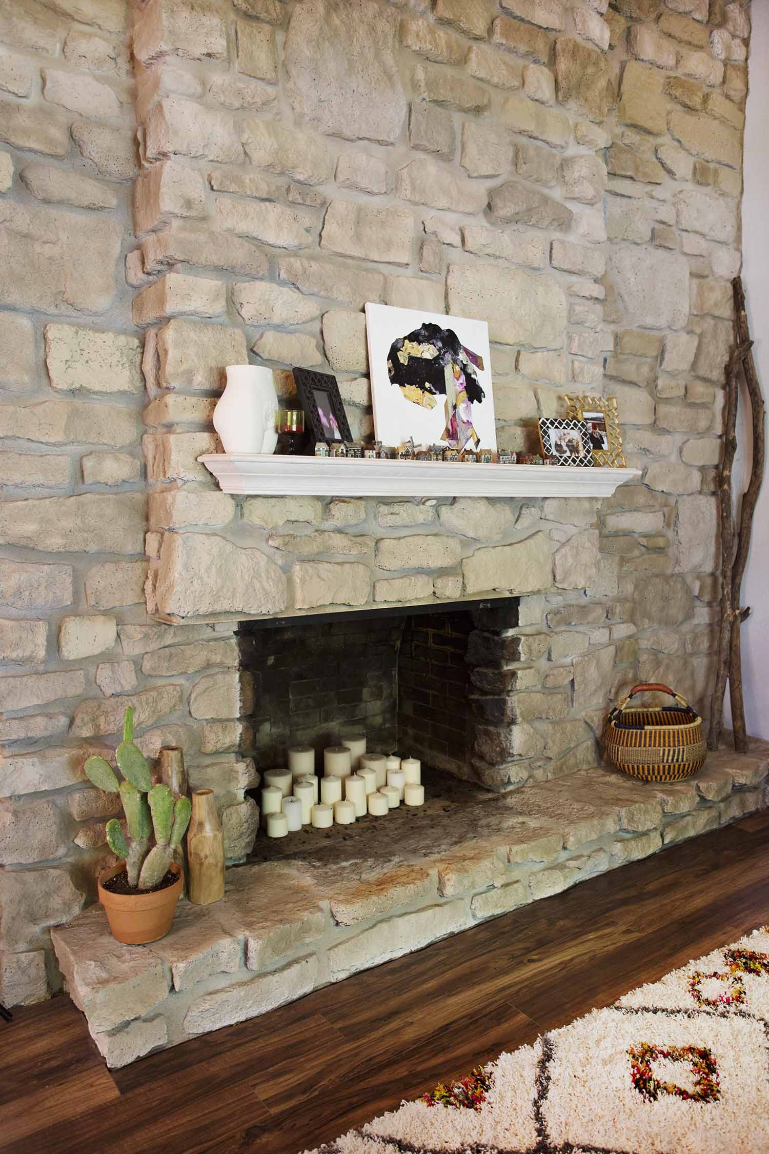What to do with this fireplace