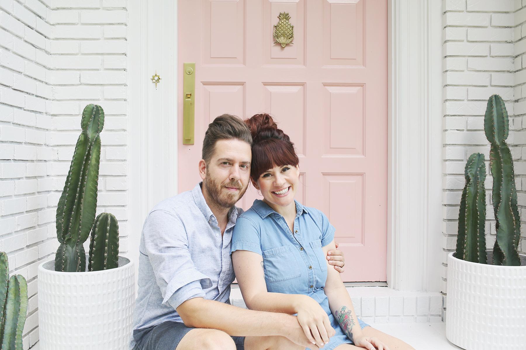 Jeremy + Elsie Larson