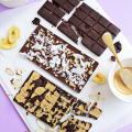 Healthy Chocolate Bars 3 Ways!  - September 15, 2016