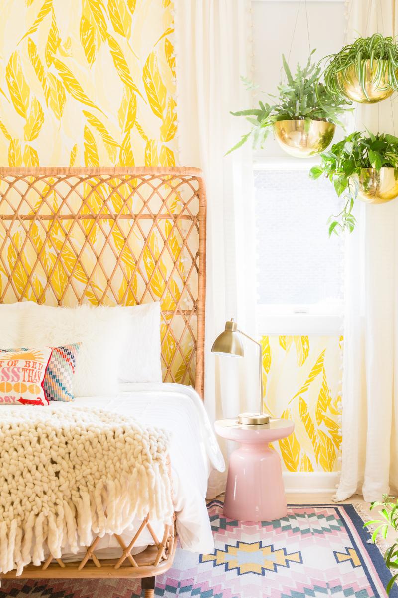 Elsie's Guest Bedroom      ©AlyssaRosenheck