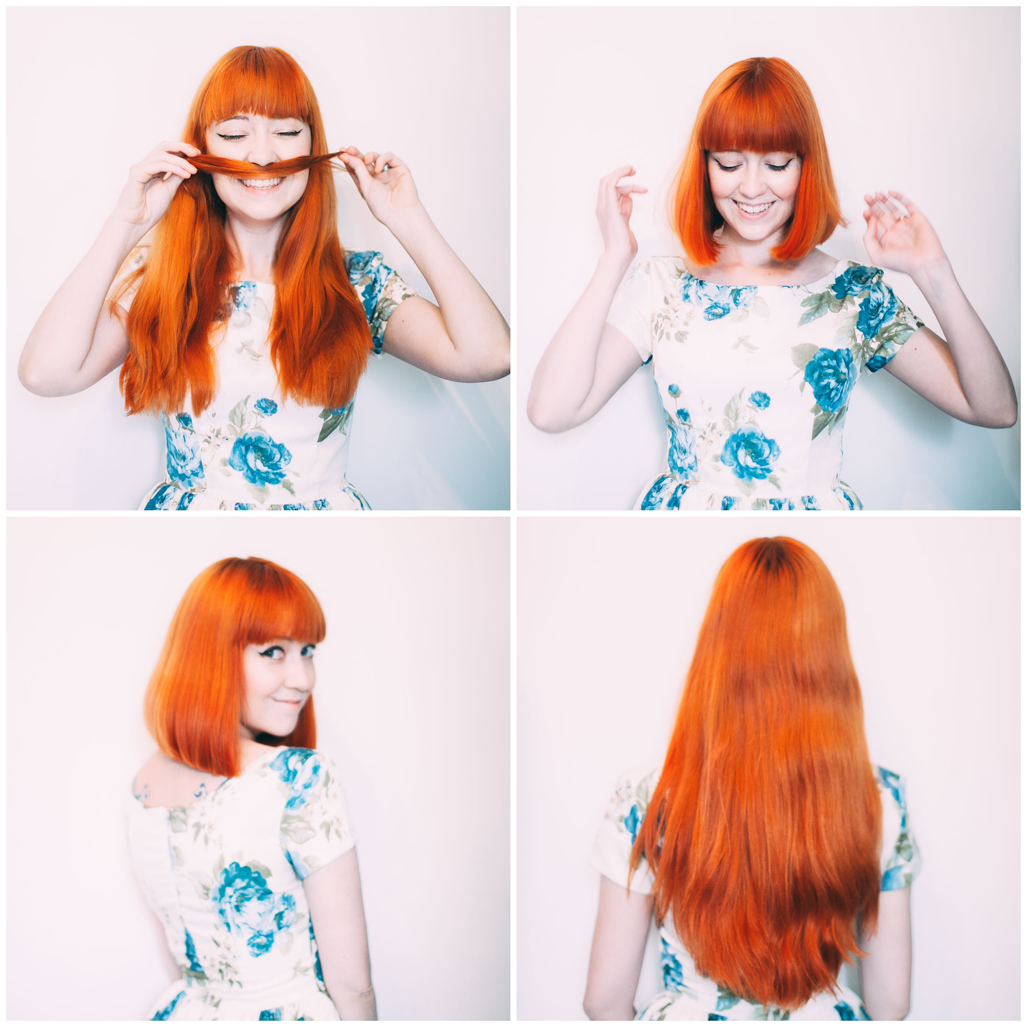 Tips For Surviving A Major Hair Change A Beautiful Mess