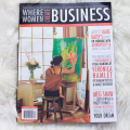 Where Women Create Business Feature  - September 24, 2016