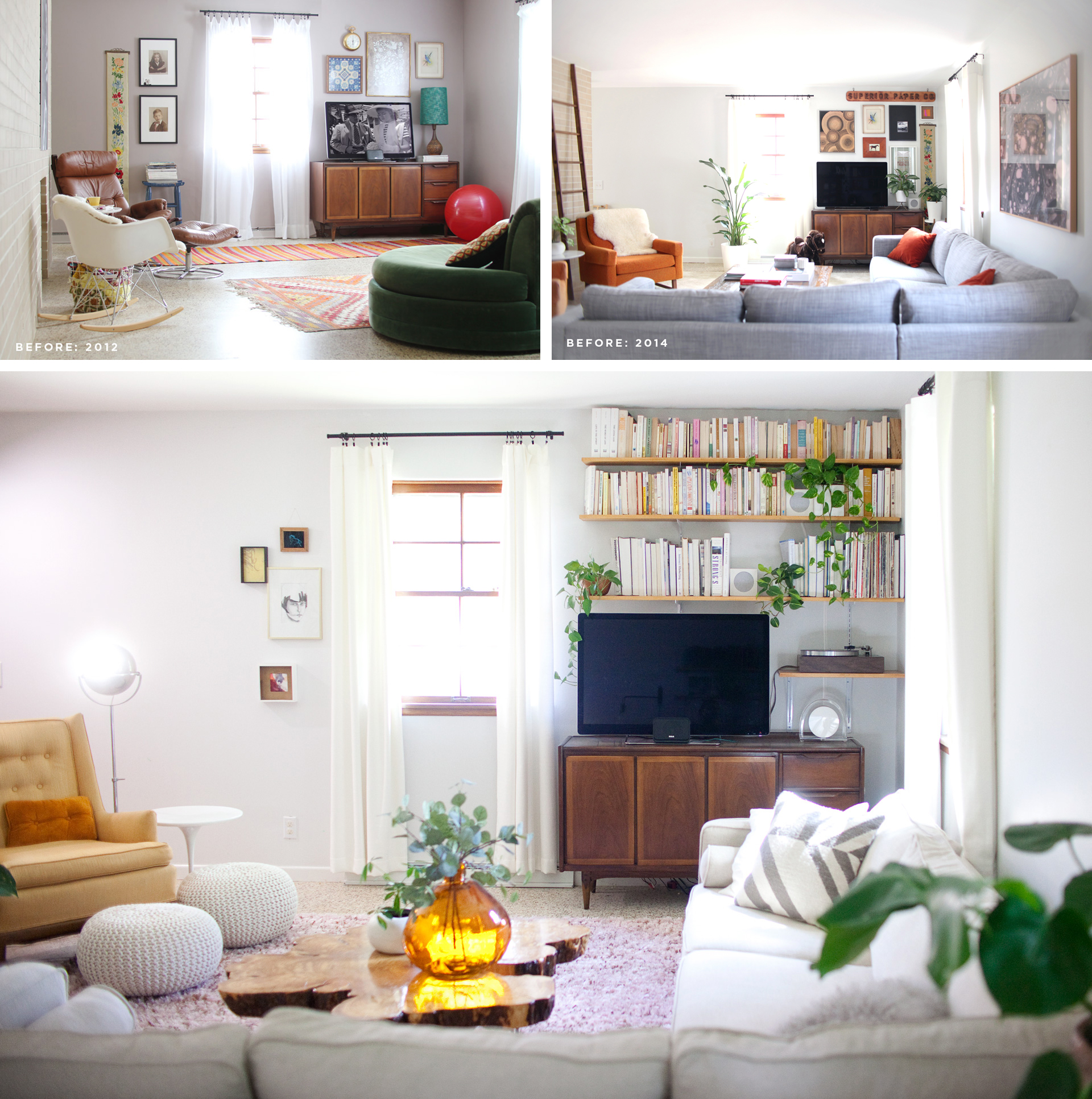 Tips For Redecorating Your Home Office: Easy Tips For A Living Room Refresh