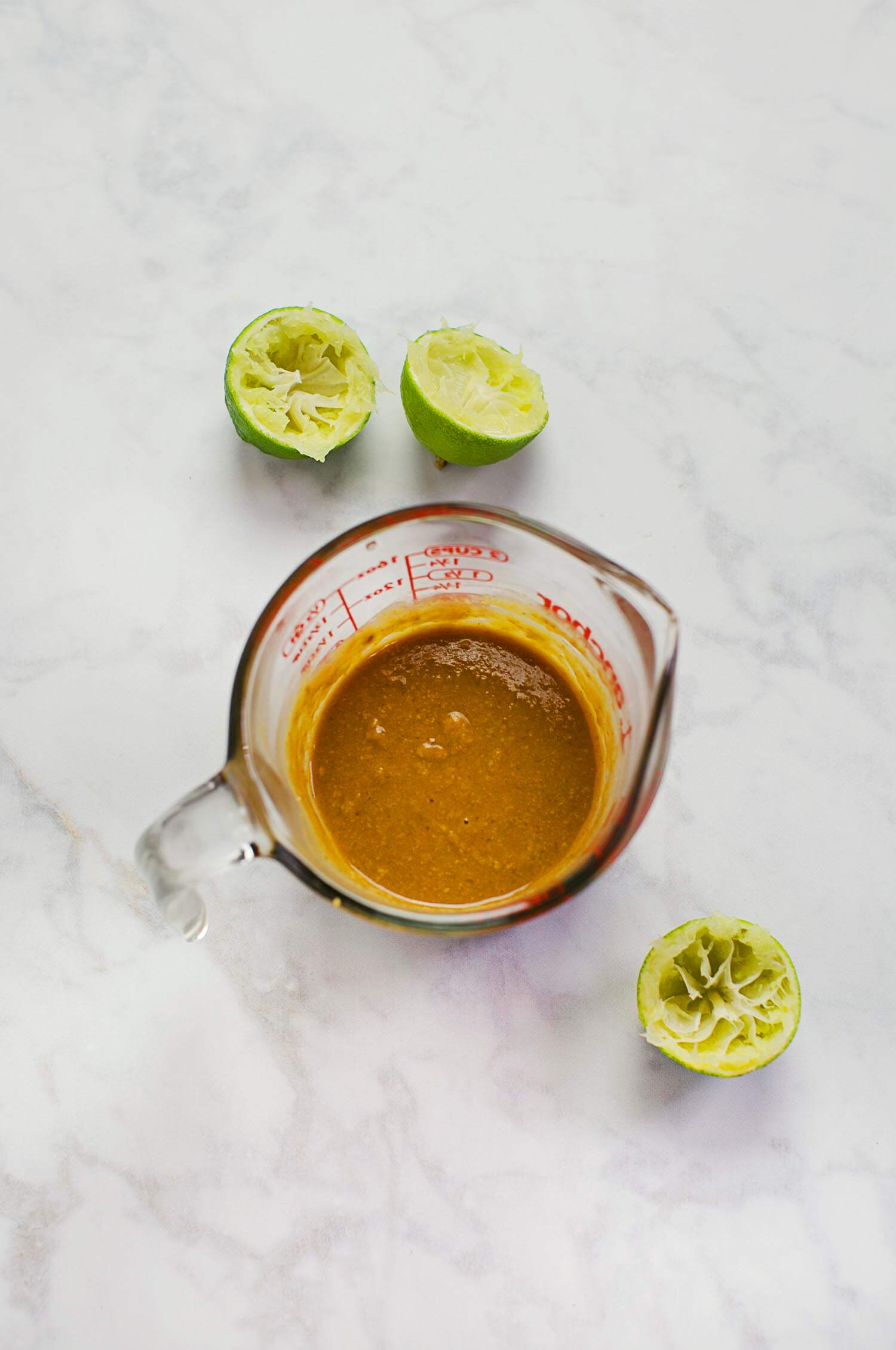 Raw pad thai sauce