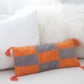 Boho Modern Patchwork Pillow - October 19, 2016