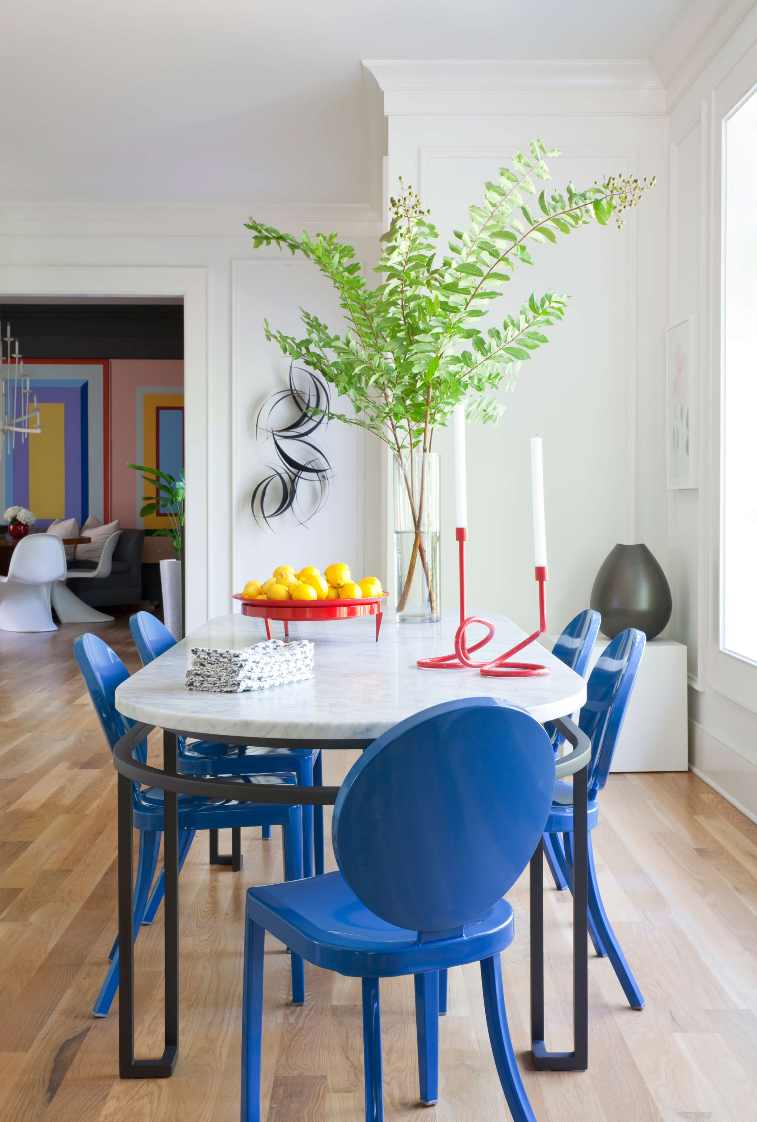 At Home With Angela Blehm