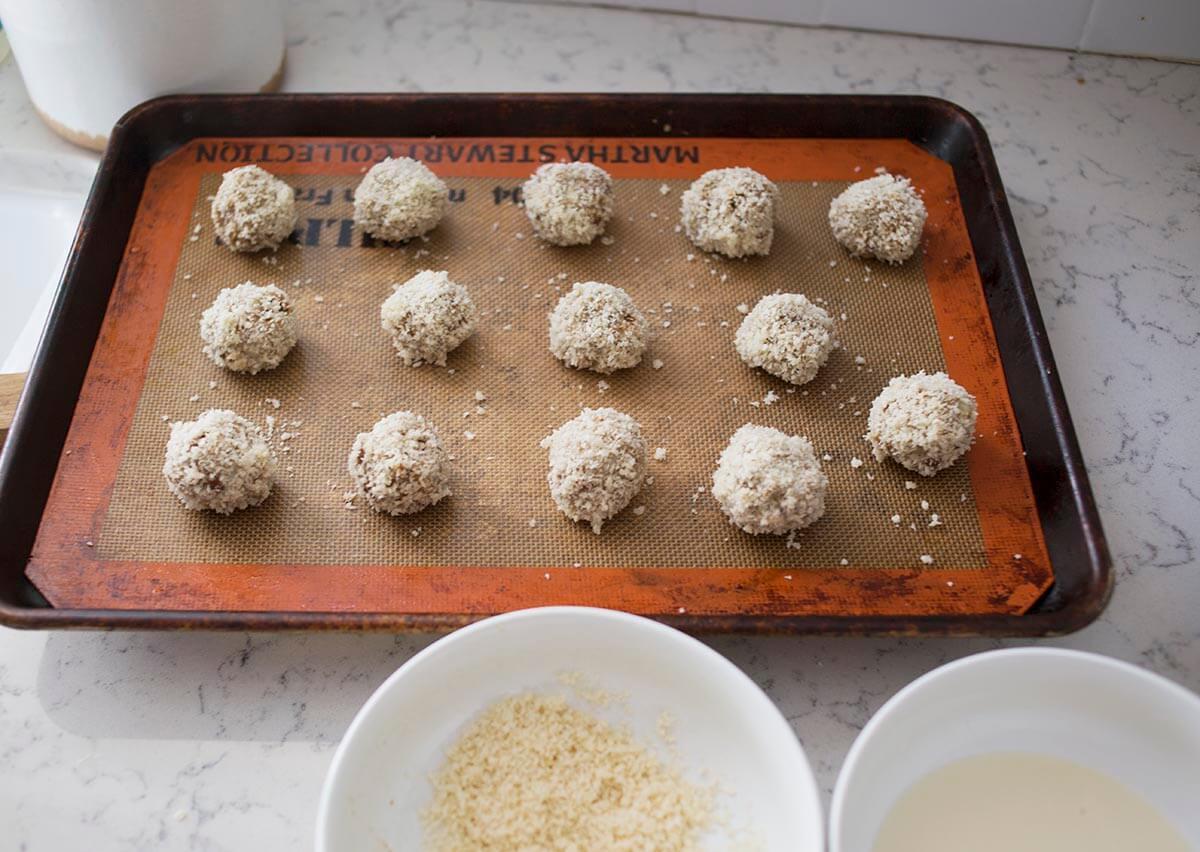 Best vegan meatballs