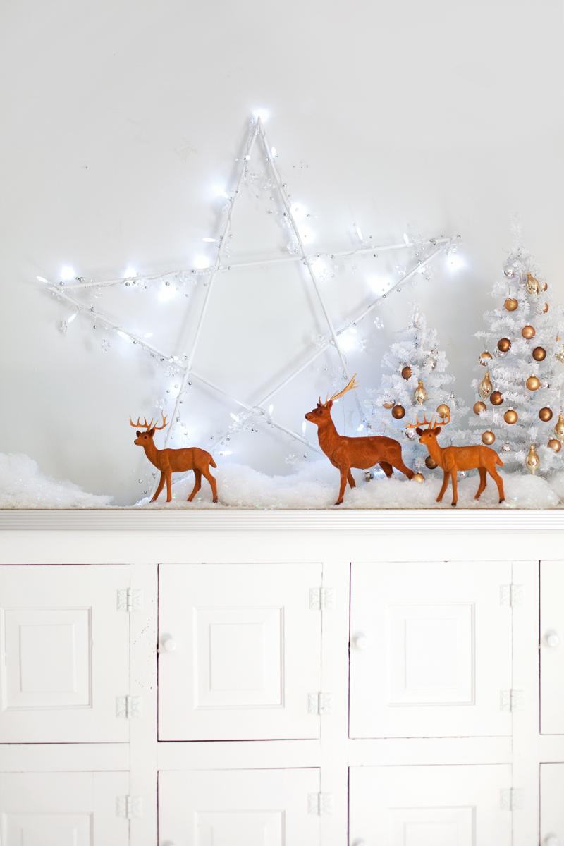 Start Light Holiday Decoration DIY