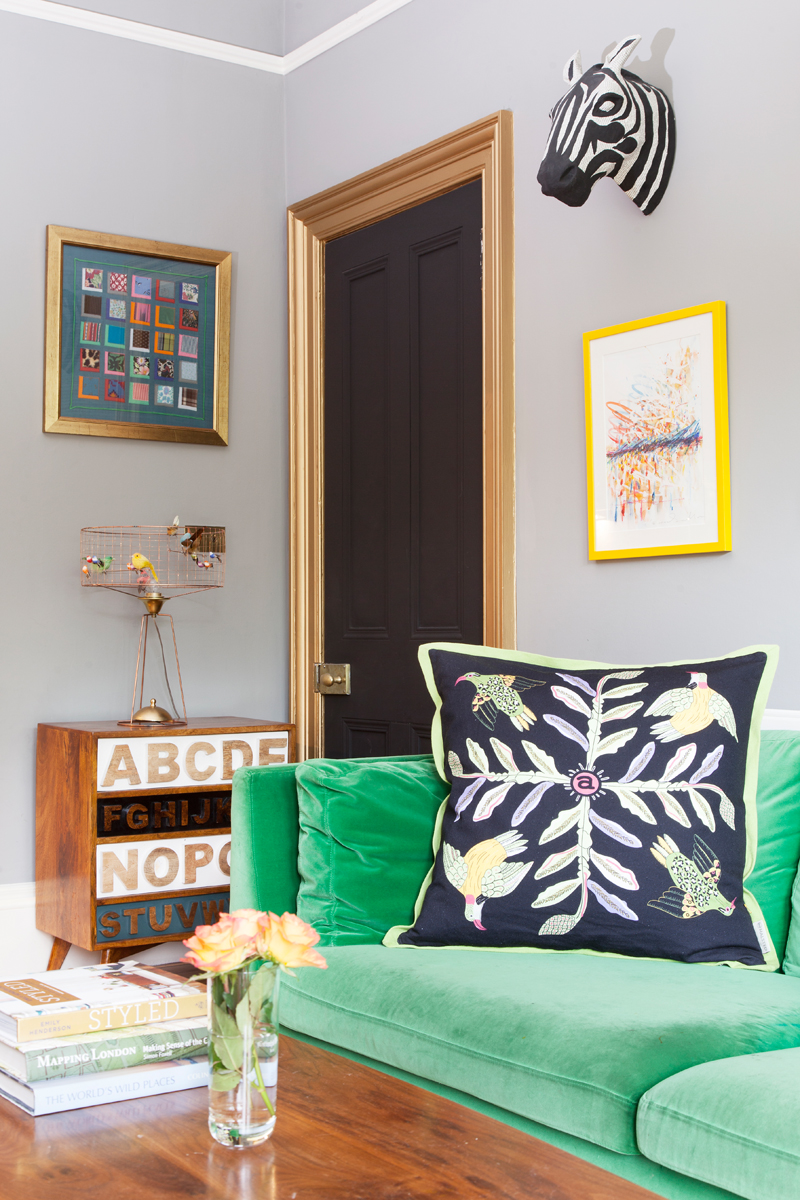 At Home with Emily Murray