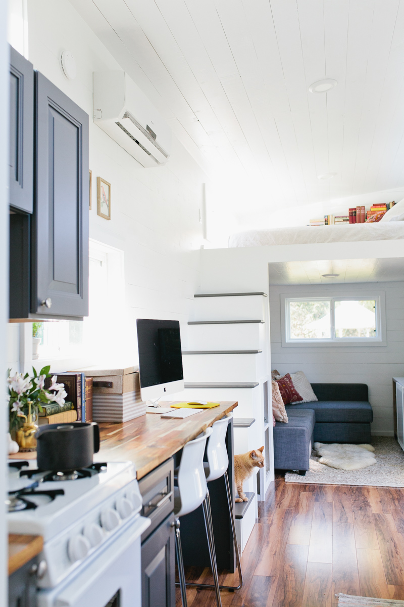 At Home with Kelly Sutton via A Beautiful Mess