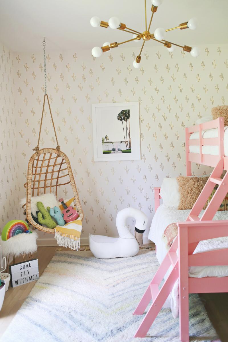Palm Springs Kids Rooms