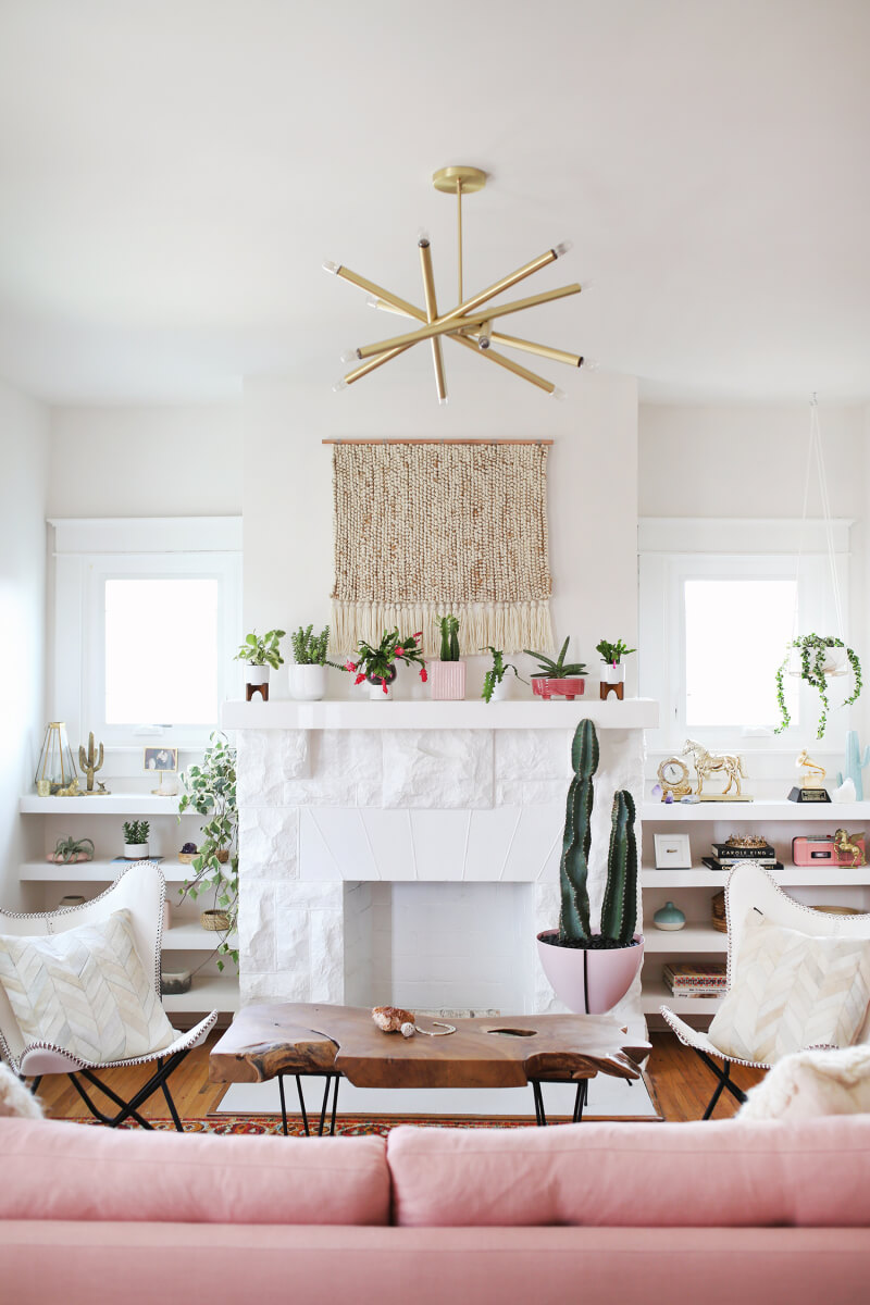 Kacey Musgraves\u0027 Living Room Makeover \u2013 A Beautiful Mess