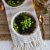 Miso Soup with Rice and Edamame