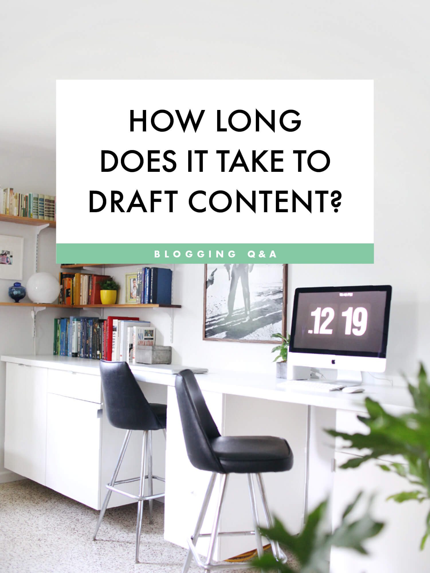 Blog QA How Long Does It Take To Draft Content