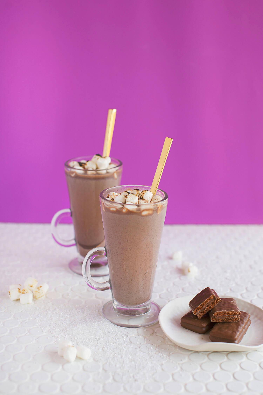 Triple (Hot) Chocolate (via abeautifulmess.com)