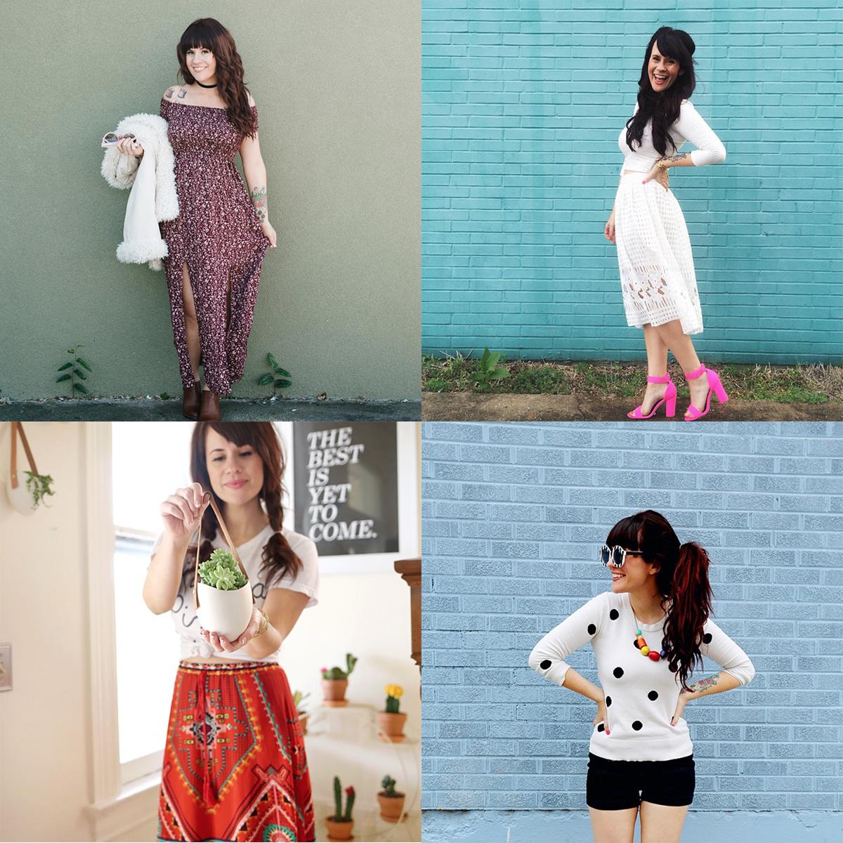Oddball outfits
